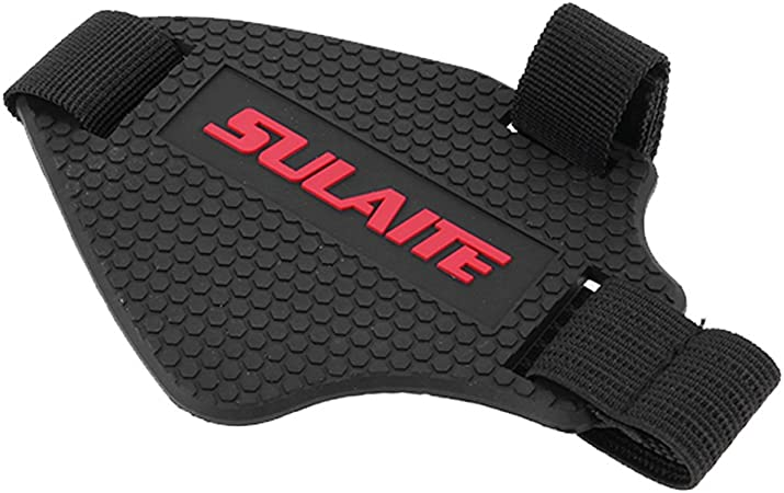 Slibrat Bottes de moto Shifter Shoe Protector Shift Sock Boot Couvre-bottes