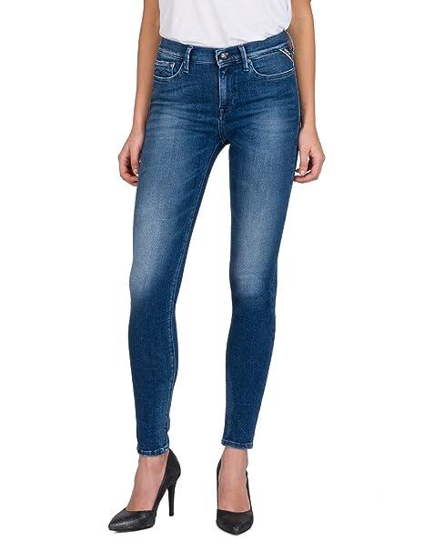 REPLAY Luz Jeans Skinny Donna
