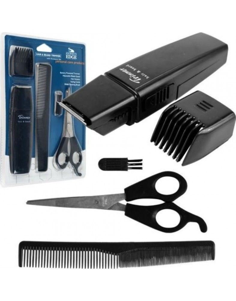 COMPLETE ELECTRIC HAIR CLIPPER GIFT SET BEARD TRIMMER COMB HAIRCUTTING MACHINE SONIC®