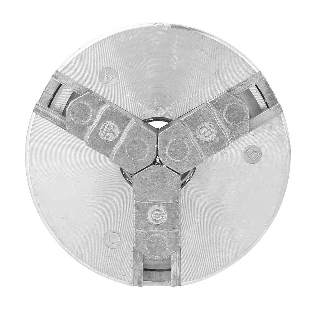 accessoire de pince de mandrin /à 3 m/âchoires en alliage de Z011 pour Mini tour /à m/étal pour accessoires de Machine-outil Mandrin de tour en m/étal