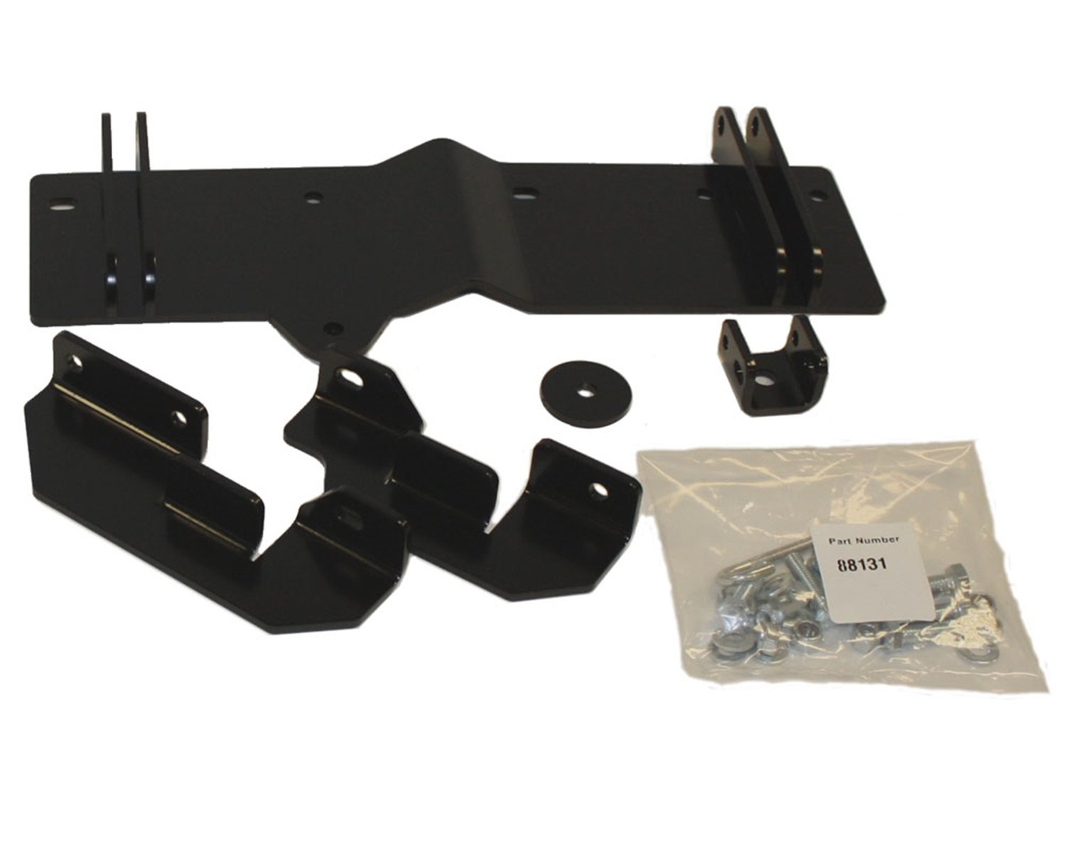 Warn 87355 Center Plow Mounting System by Warn