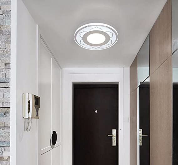 Lighsch Deckenleuchten Korridor Einfache Garderobe Lampe Balkon