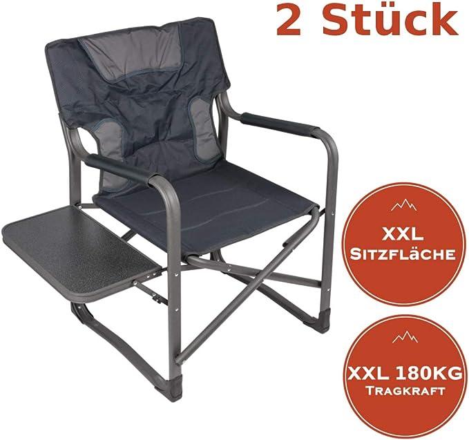 sedia pieghevole portata 180 kg