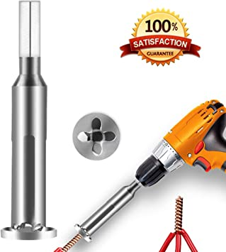 Hight Quality Wire Twisting Tool Wire Stripper /&Twister For Power Drill Drivers
