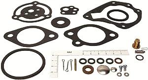 GLM Carburetor Repair Kit for Johnson & Evinrude 5, 6, 25, 30, 35, 40 Hp Replaces 382053 385356 18-7024 Please Read Product Description Below for Exact Applications