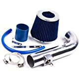 Aluminium Short Ram Performance Race Air Intake Induction Filter Kit