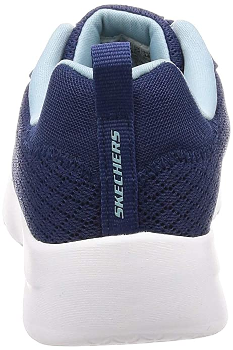 0 Bassa Skechers Tela To 2 Sneaker Eye Dynamight Donna qq81Ep