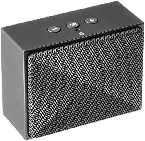 AmazonBasics Mini Bluetooth Speaker - Gray