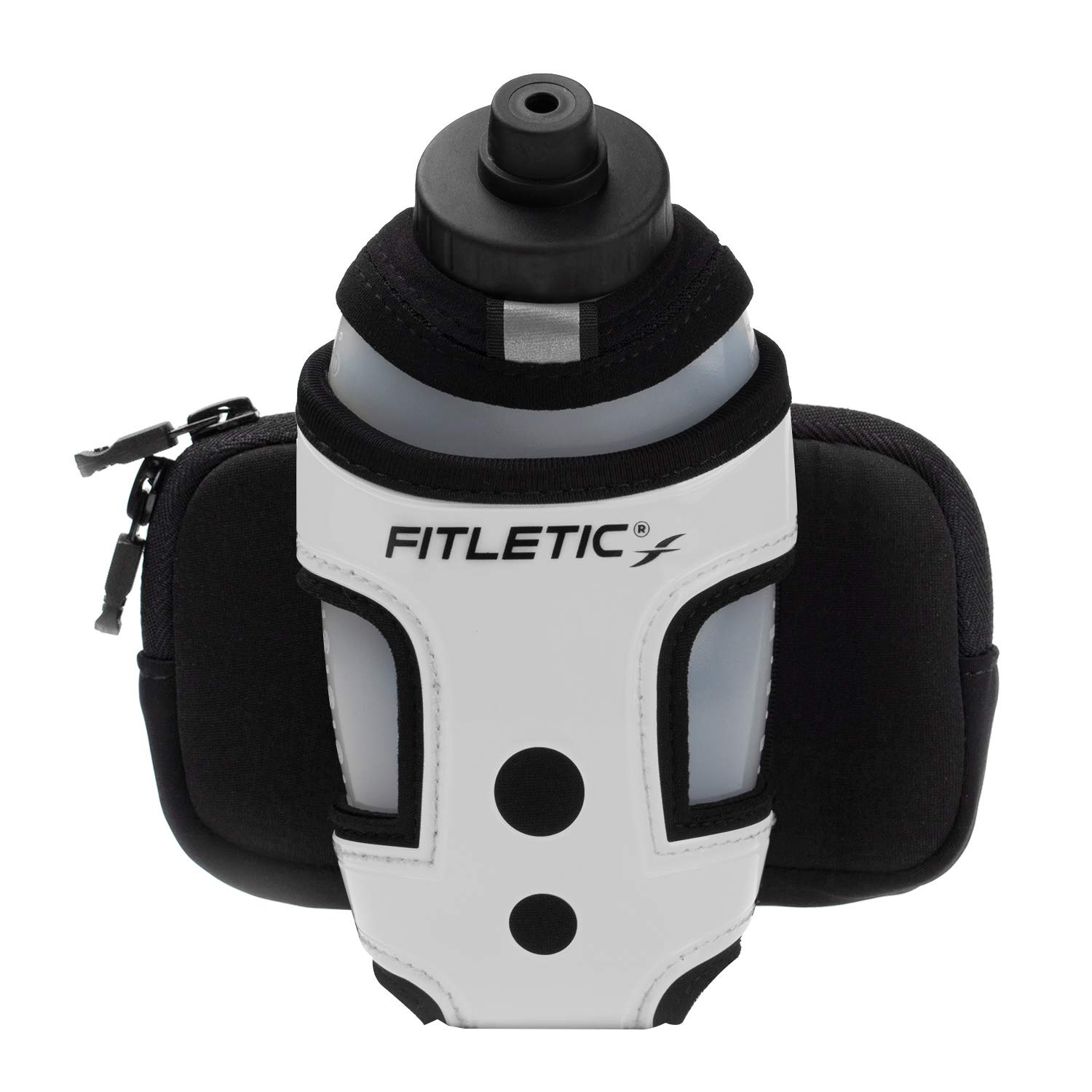 Fitletic Handheld Water Bottle /& Phone Holder HH-12P