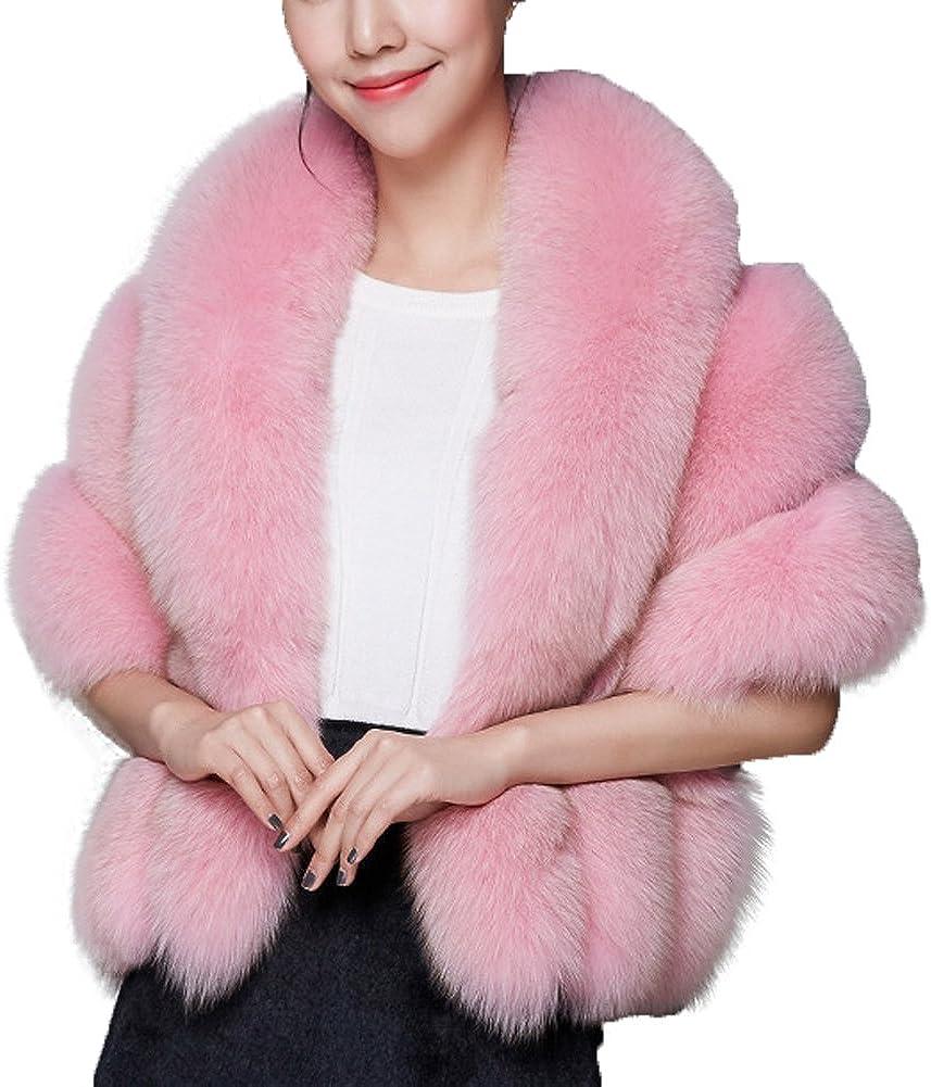 Caracilia Women Faux Fur...