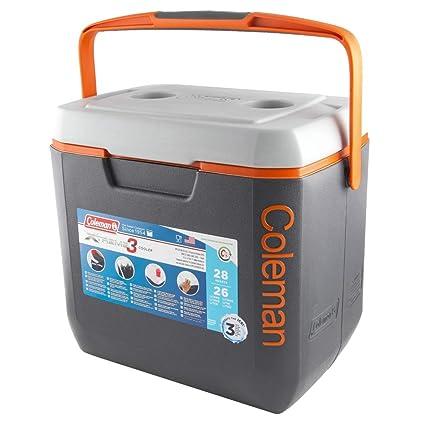 Amazon.com: Coleman Tri Color Xtreme Cooler 28 Quart: Sports ...