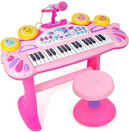 Kylinnppl Teclado eléctrico Piano for niños, Teclado de ...