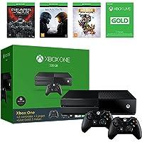 Console Xbox One 500GB + 2 Controle + 3 Jogos