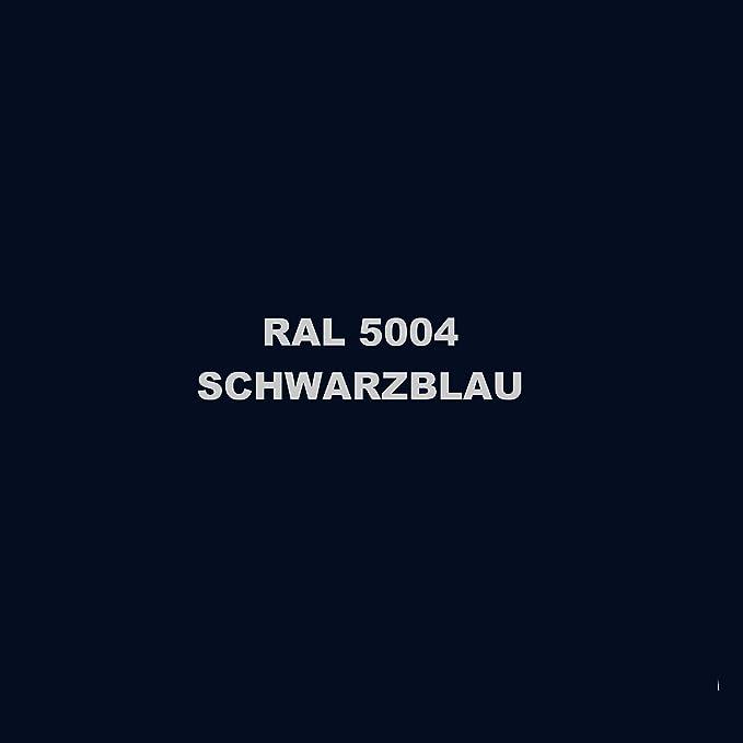 Ludwig Lacke 1 5 Kg Set Lack Mit Härter Matt Ral 5004 Schwarzblau Auto