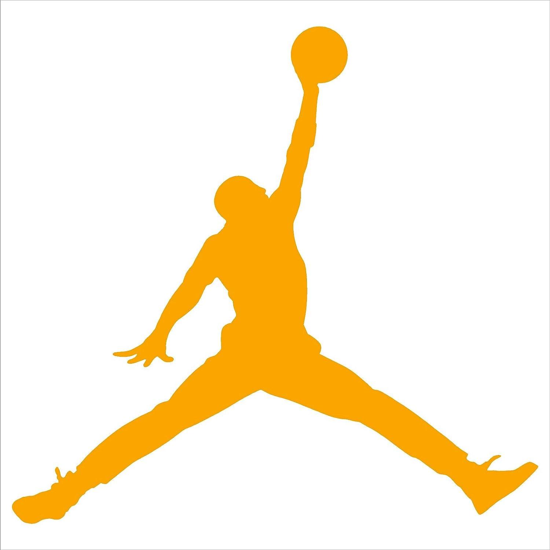 the best attitude 1f68d 856e7 Amazon.com  Air Jordan Jumpman Sticker (Decal) (5.5