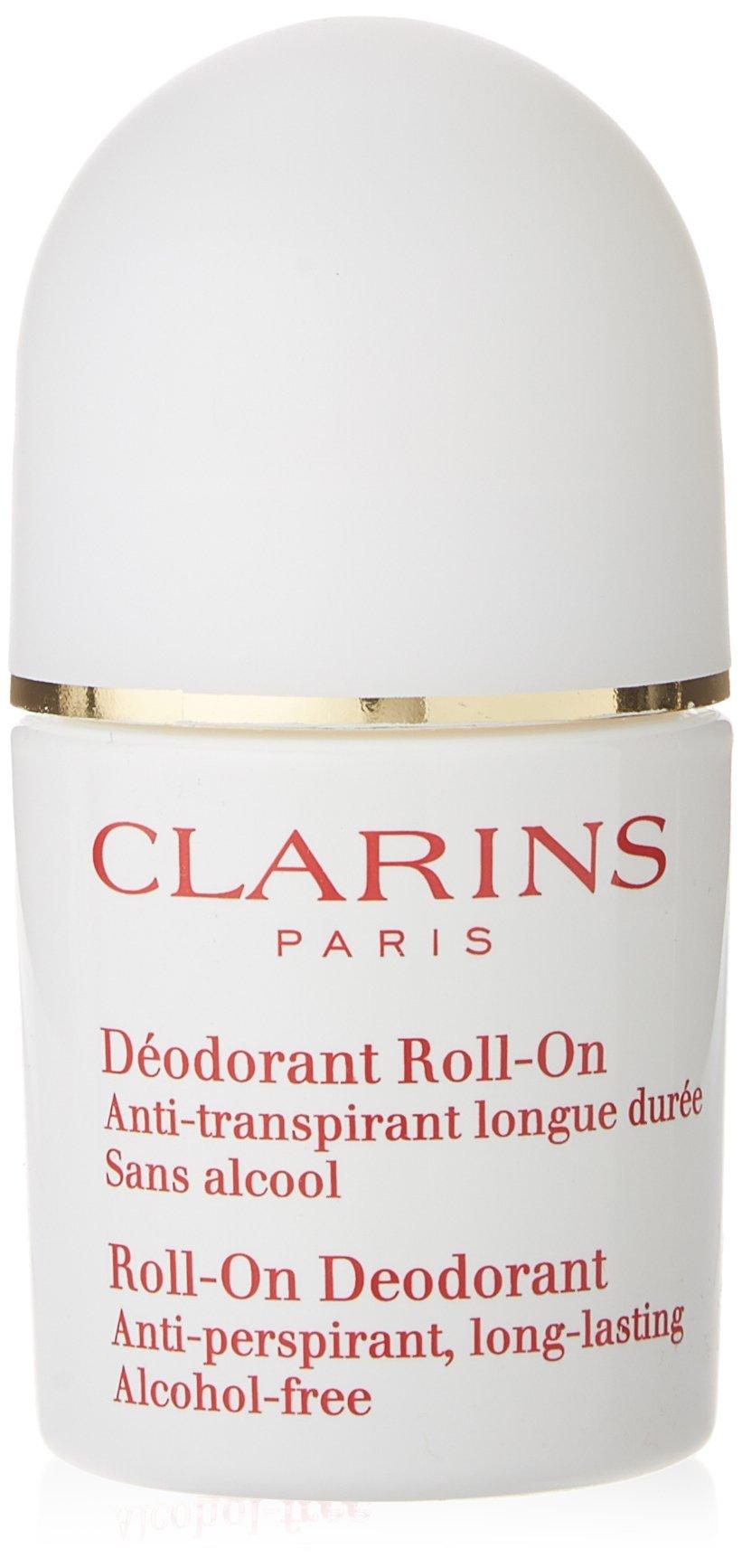 Clarins Roll On Deodorant - 1.7 Fluid Ounce