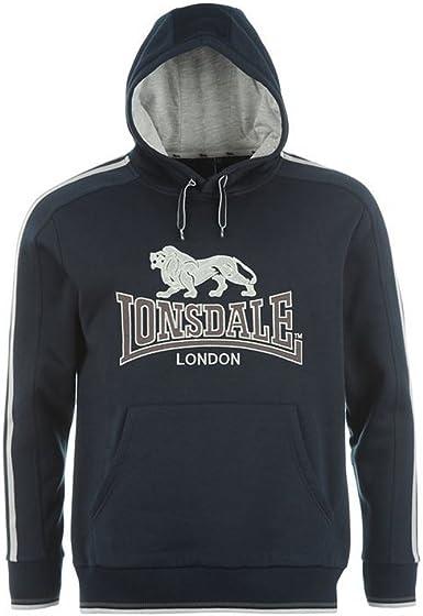 Lonsdale Sweat À Capuche Homme Taille XS (Correspond À du