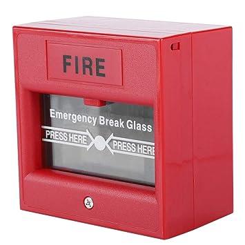 Botón de salida de emergencia, botón de emergencia Salida de ...