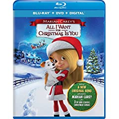 Mariah Carey's All I Want for Christmas is You on Blu-ray, DVD, Digital and On Demand Nov. 14 from Universal