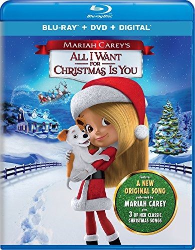 Mariah Carey's: All I Want for Christmas Is You [Blu-ray]
