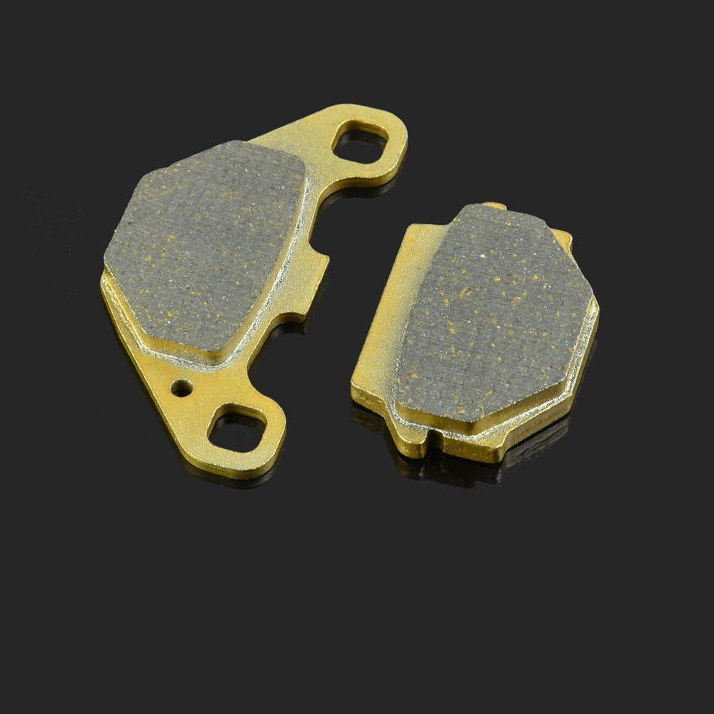 """21/"""" spoke wheel//260mm//front disc Road Passion Plaquette de frein /à disque arri/ère pour DERBI Senda DRD X/_treme 50 R Enduro 2011"""