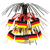 German Flag Mini Cascade Centerpiece Par