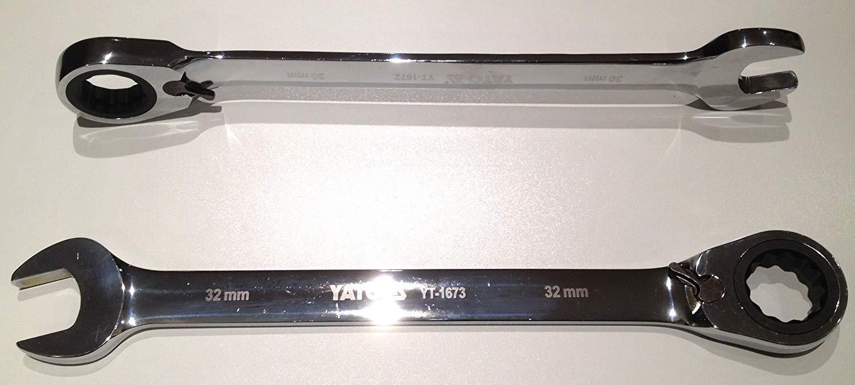 YATO YT-1668 trinquete llave combinada 25mm