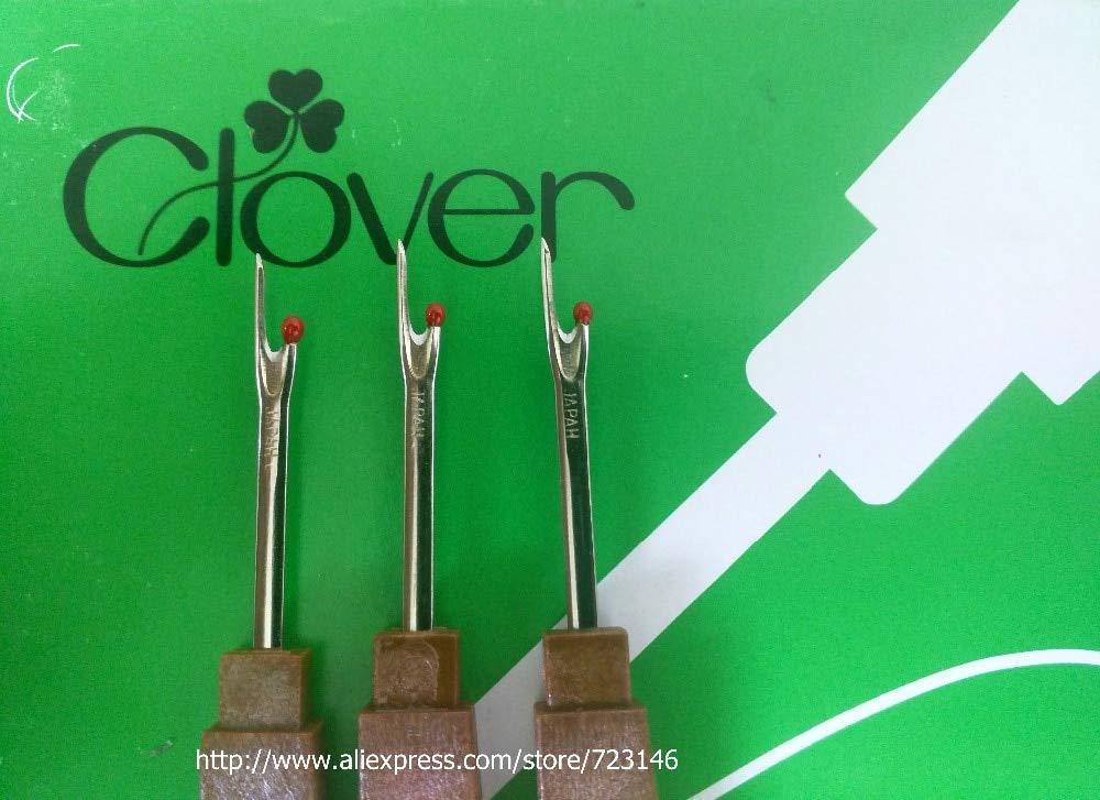 ShineBear New 24Pcs/lot Steel Wood Handle Craft Thread Cutter Seam Ripper Stitch Unpicker Needle Arts Sewing Tools by ShineBear