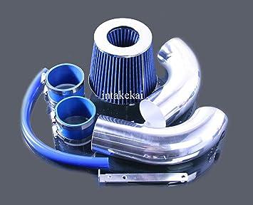 BLUE AIR INTAKE KIT FIT 1995-2000 CHRYSLER Cirrus DODGE Stratus 2.0L 2.4L