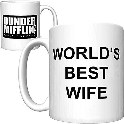 World S Best Wife Coffee Mug Kitchen Dining