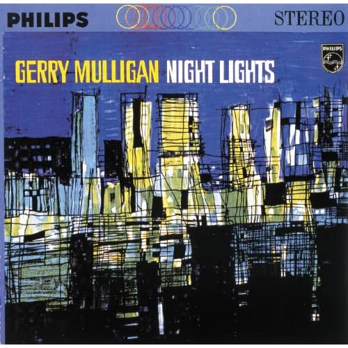 Night Lights Gerry Mulligan product image