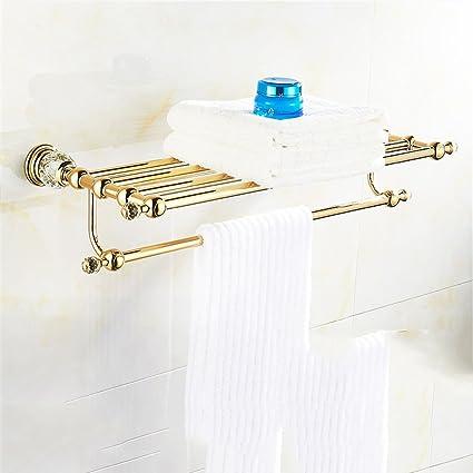 Hlluya Toallero El Jade baño Toallas Toallas de baño Toallas de Oro de Jade, baño
