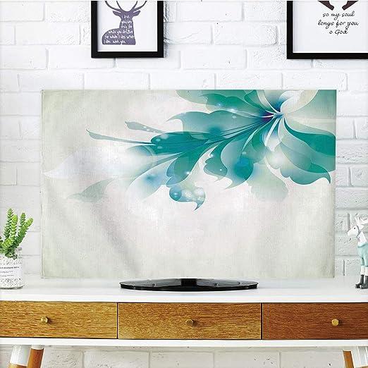 iprint LCD TV Cubierta de Polvo, 90 cumpleaños Decoraciones ...