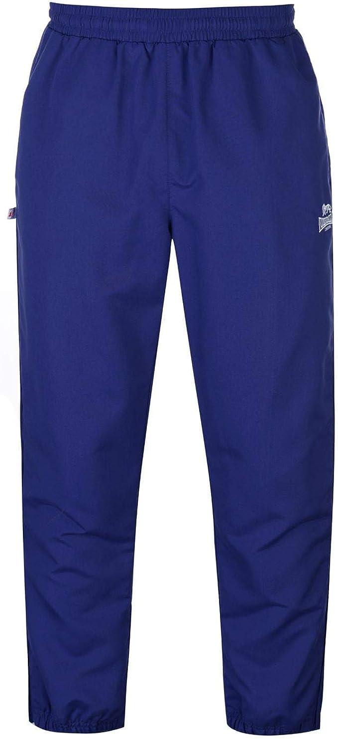 Lonsdale - Pantalones de chándal para Hombre con Dobladillo con ...