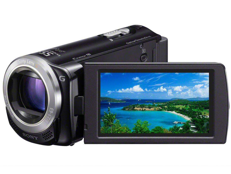 ソニー SONY HDビデオカメラ Handycam CX270V クリスタルブラック  クリスタルブラック B006WXJ7Z8