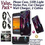 zte emblem phone cases - Value Pack Cables + for 5.5