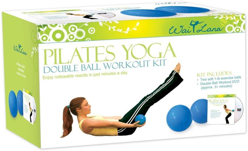 Wai Lana Kits Double Ball Workout Kit