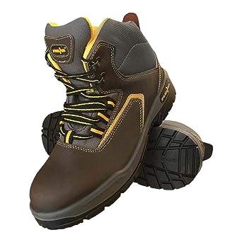 Reis BRMANDRYL-T46 - Calzado de seguridad (talla 46), color marrón ...