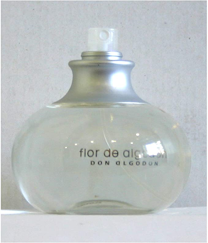 Flor De Don Algodón Eau De Toilette 100 Ml. Vapo.: Amazon.es: Belleza