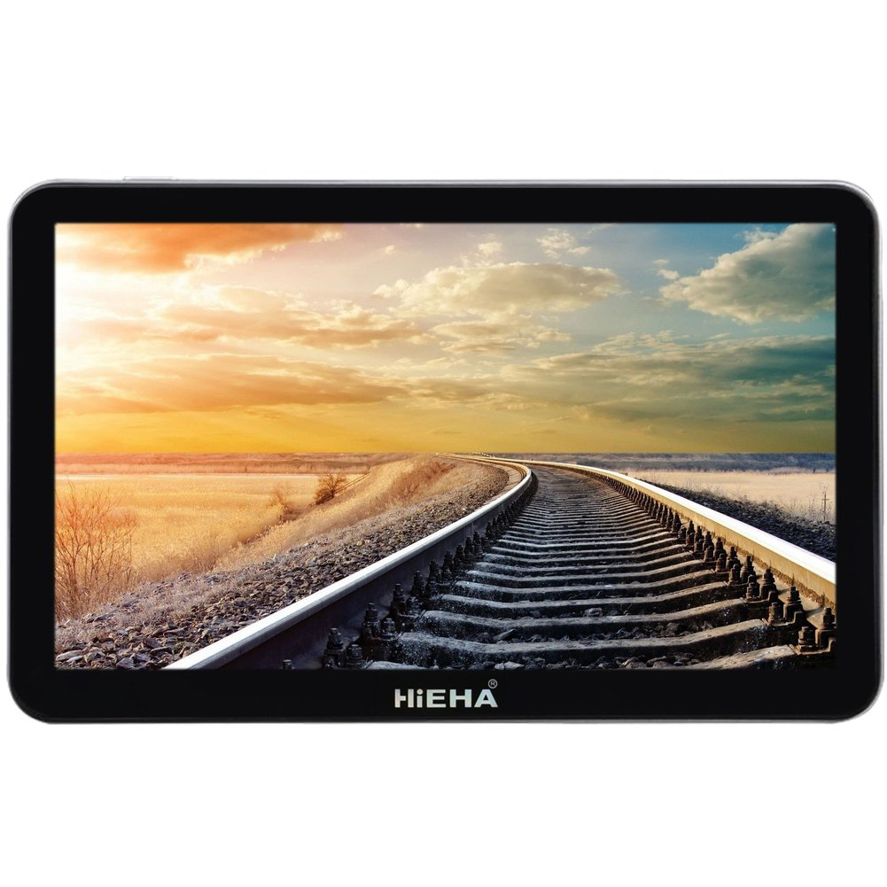 Hieha 7' Inch Car GPS Navigator SAT NAV FM MP3 MP4 128MB 8GB US CA Maps Lifetime Update S02