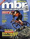 MBR Mountain Bike Rider 212 Pages May 2006 Magazine 18 PAGE BIKE BUYERS' GUIDE World Cup Bosses Speak Out