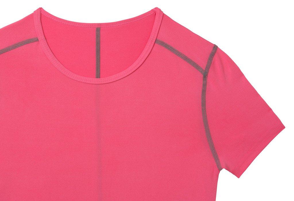 Rosa M TCA Superthermal Quickdry Damen Laufshirt//Funktionsshirt mit Rundhalsausschnitt