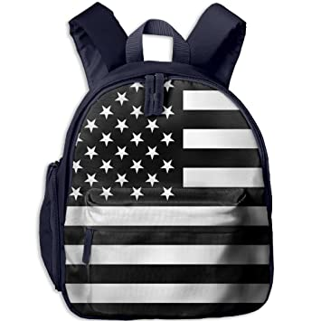 7e7f9cf208c5 Image Unavailable. Image not available for. Color  Fengyaojianzhu The  American Flag Cute School Book Bag Travel Student Backpack For Children ...