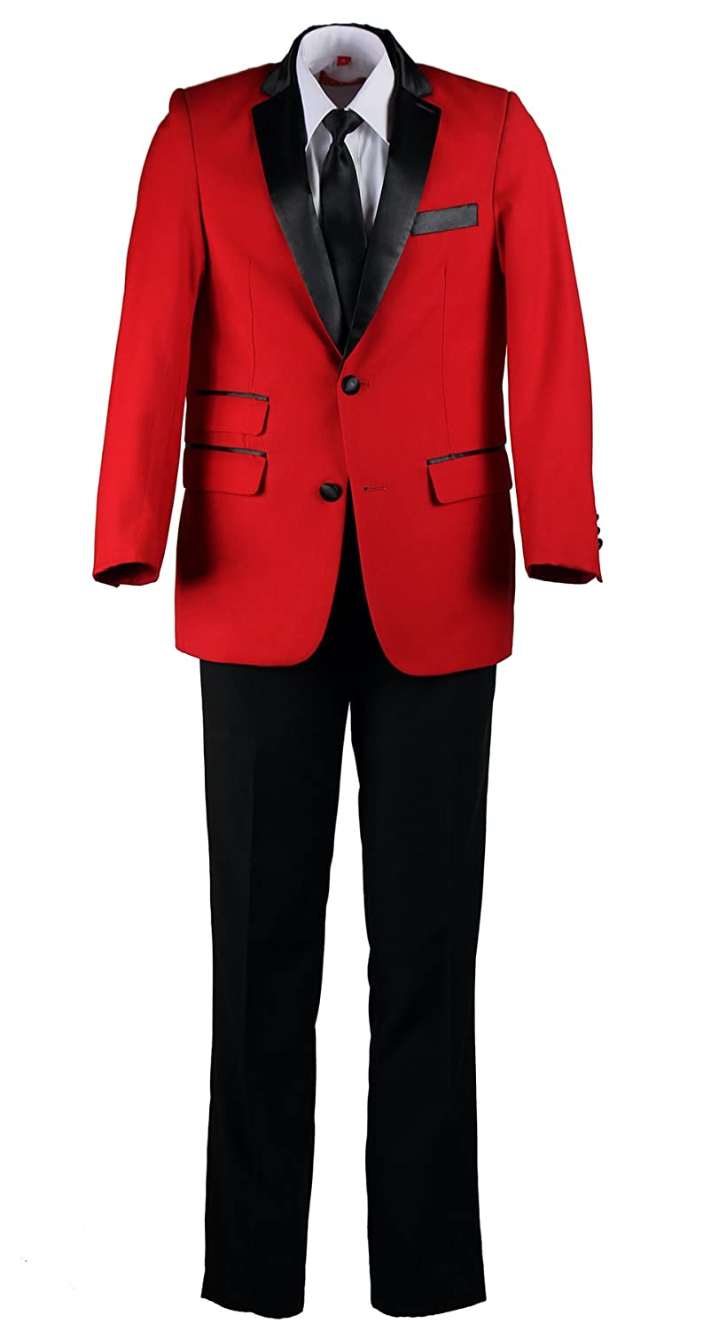 5255245f8a85 65% polyester 35% rayon for the jacket, pant, vest & tie, polyester-cotton  blend shirt. Dry Clean Four Piece Outfit Available in sizes 2, 3, 4, 5, 6,  7, 8, ...