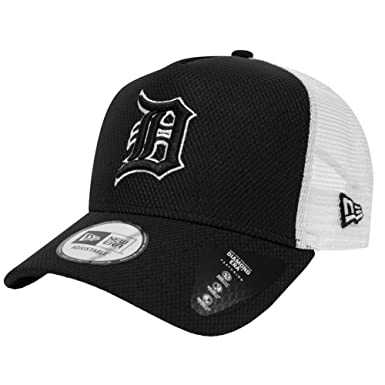 A NEW ERA ERA Era Diamond Era Trucker Dettig Blkwhi Gorra, Unisex ...