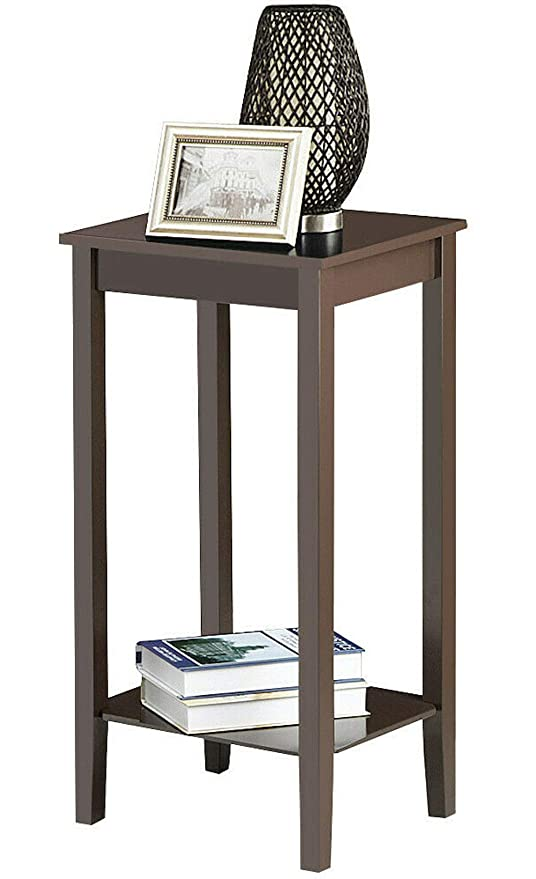 Amazon.com: Cypress Shop Sofá mesa auxiliar auxiliar mesa ...