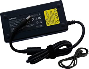 "UpBright AC/DC Adapter Replacement for MSI GS Series GS73 GS73VR Stealth Pro-025 GS73VR Pro-062 GS73VR Pro-052 17.3"" VR Ready Thin and Light LiteOn PA-1181-02RL PA-1181-02xx Toshiba Asus MSI Charger"