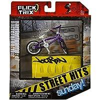 Spin Master Flick Trix 6014455–Flick Trix Street Hits–BMX–(Colores