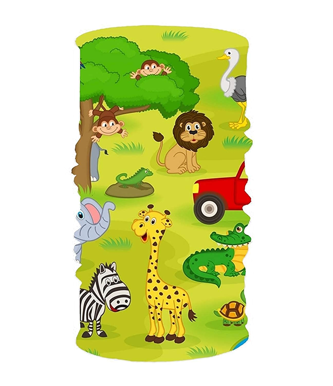 Headband Colorful Zoo Headwear Sport Sweatband Yoga Head ...