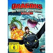 Dragons - Die Reiter von Berk - Staffel 1 [Vol.1 - Vol.4] [4 DVDs]